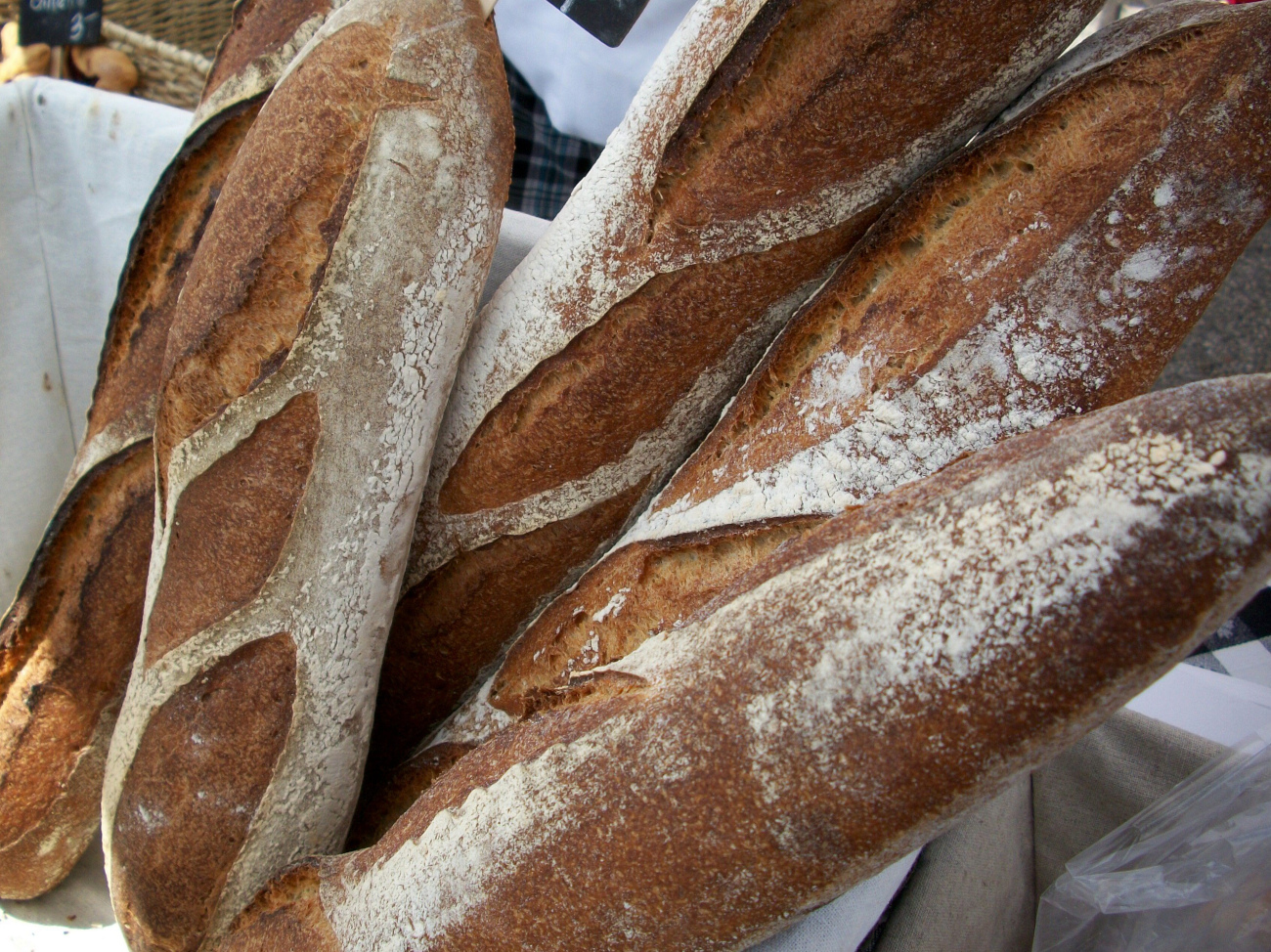 Recipe - Hand-Made French Sourdough Baguettes