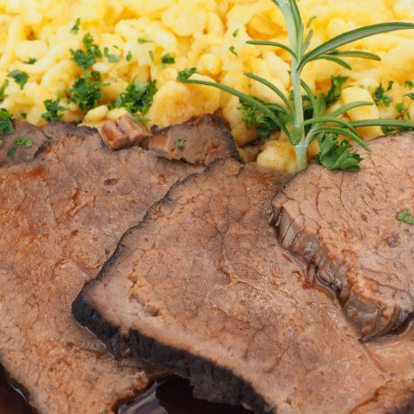 Healthy quick and easy sauerbraten and dinner ideas