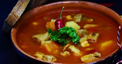 Quick Dinner Soup and Stew for the cold winter months